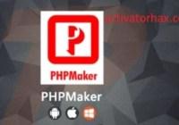 PHPMaker Crack 2021.0.14.0 + License Key Free Download 2021