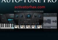 Antares AutoTune Pro Crack 9.2.1 + License Key Free Download 2021