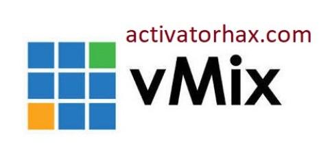 vMix  Crack 24.0.0.61 + License Key Free Download 2021
