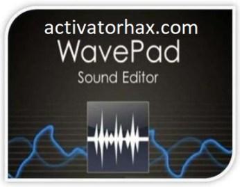 WavePad Sound Editor Crack 12.80 + Registration Key Free Download