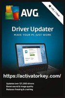 AVG Driver Updater 2020 Crack with Serial Key Latest