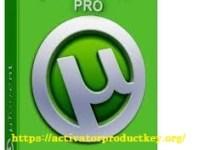 uTorrent Pro Crack 3.5.5 build 44994 Serial Key Free Download [2019]