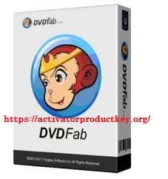 DVDFab 11.0.1.4 Crack & Serial Key Free [2019] Download