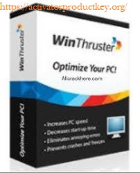WinThruster 1.79.69.3083 Crack & Product Key 2019 Free Here