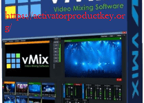 vMix 22.0.0.60 Crack & Serial Key [2019] Free Download