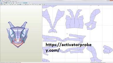 Pepakura Designer 4.1.7a Crack