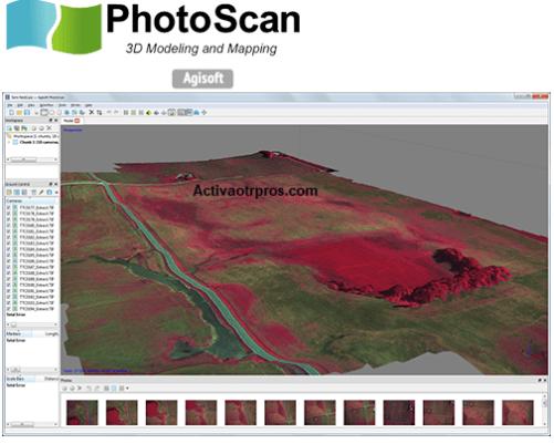 Agisoft PhotoScan Torrent