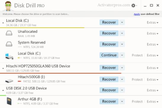 Disk Drill Activation Key