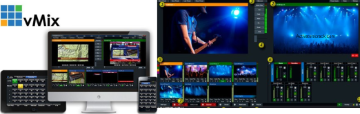 vMix 23 Crack Full Version Torrent Free Download Here 2019