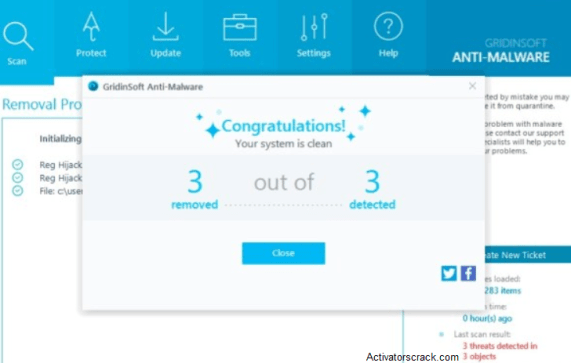 GridinSoft Anti-Malware Activation Code