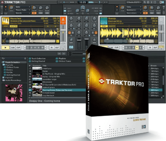TRAKTOR PRO 3 Torrent full crack