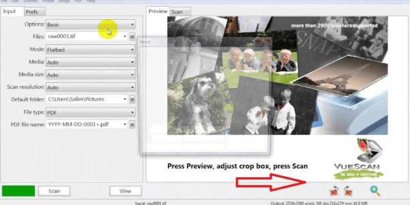 VueScan Torrent Full Keygen