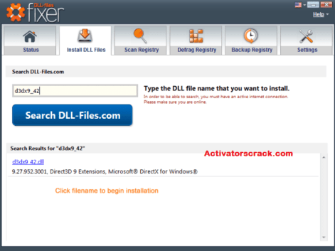DLL Files Fixer License Key