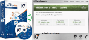 K7 Total Security Crack Free