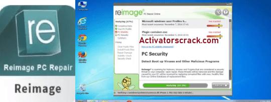 Reimage PC Repair Crack Download