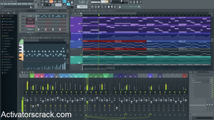 FL Studio 20.7.0.1714 Crack Full Torrent Free Final [Reg Key 2020]