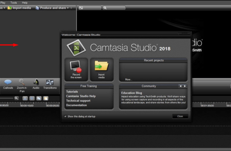 Camtasia Studio 2020 Crack Final + Torrent Download