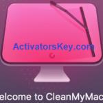 CleanMyMac X 4.4.3 Crack All + Torrent Activation