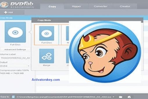DVDFab 11 0 4 2 Crack Plus Serial Keygen Updated Version 2019