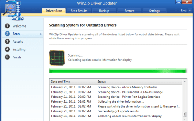 WinZip Driver Updater 5 29 1 2 Crack Free With Activation Key New