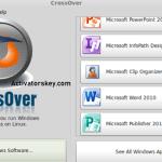 CrossOver Mac Crack Free