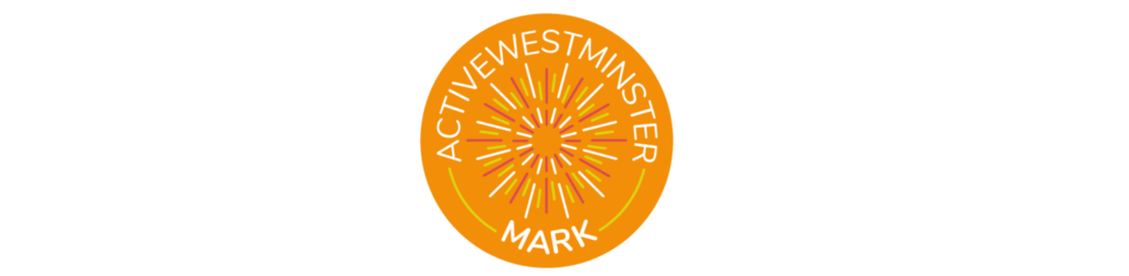 ActiveWestminster Mark Logo