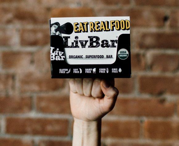 LivBar Superfood Nutrition Bars