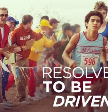 DVD review - McFarland, USA Movie