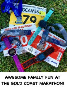 Awesome Family Fun at the Gold Coast Marathon!