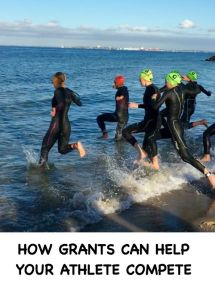 How grants can help your athlete compete