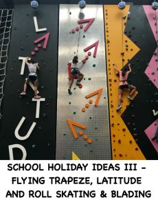 School holiday ideas for active kids III