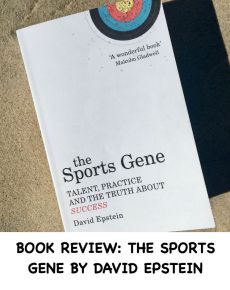 BOOK REVIEW: The Sports Gene by David Epstein