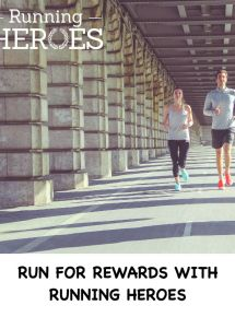 Run for Rewards with Running Heroes