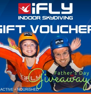 Father's Day Giveaway - iFLY
