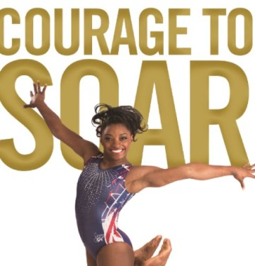 BOOK REVIEW: Courage to Soar by Simone Biles