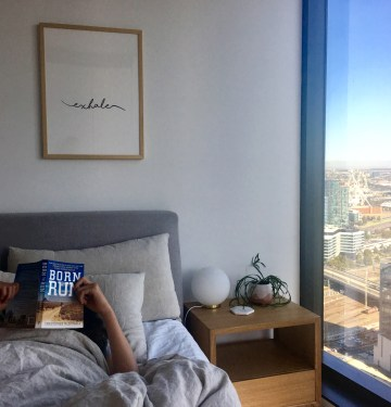Last minute Melbourne getaway made easy with Airbnb
