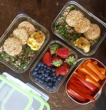 How to keep food safe and toxin free with Eco Meal Prep!