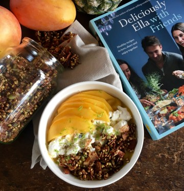 BOOK REVIEW: Deliciously Ella with Friends by Ella Mills (Woodward)