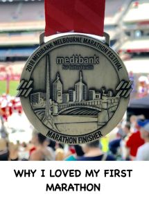 Why I loved my First Marathon