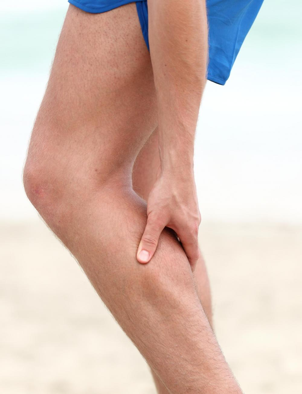 Muscle Cramps: Sports Injuries
