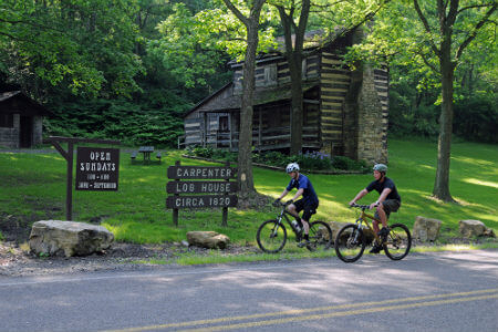 boyce county park near pittsburgh pennsylvania