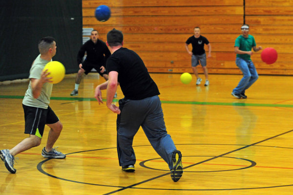 adult dodgeball leagues are offered throughout the pittsburgh area