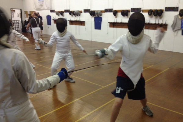 fencing clubs offers classes to youth and adults in pittsburgh pennsylvania