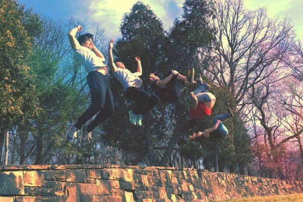 steel city parkour in pittsburgh pennsylvania offers an indoor training facility for gymnastics