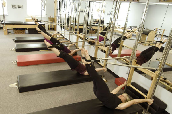 the pilates center of pittsburgh offers personal and group training sessions