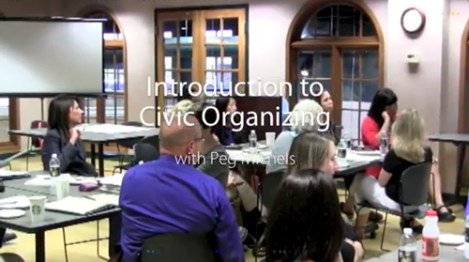 Introduction to Civic Organizing