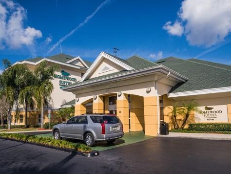 Hilton Homewood Suites, Daytona Beach