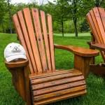 Muskoka Chairs Deerhurst Highlands Golf Course