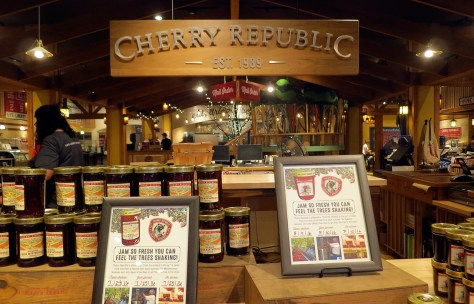 Cherry Republic in Traverse City