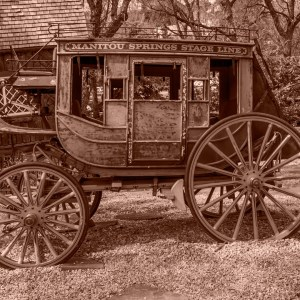 Manitou Springs Stagecoach